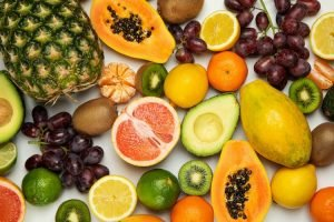 mejores frutas keto